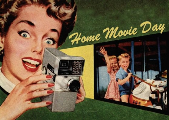 Le Home Movie Day dans Informations hmdlady2b